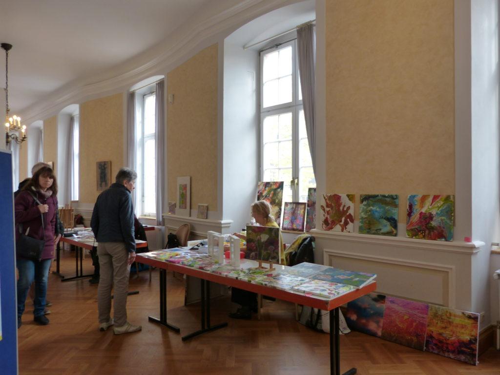 Kunsthandwerkermarkt 2018 ArtEttlingen