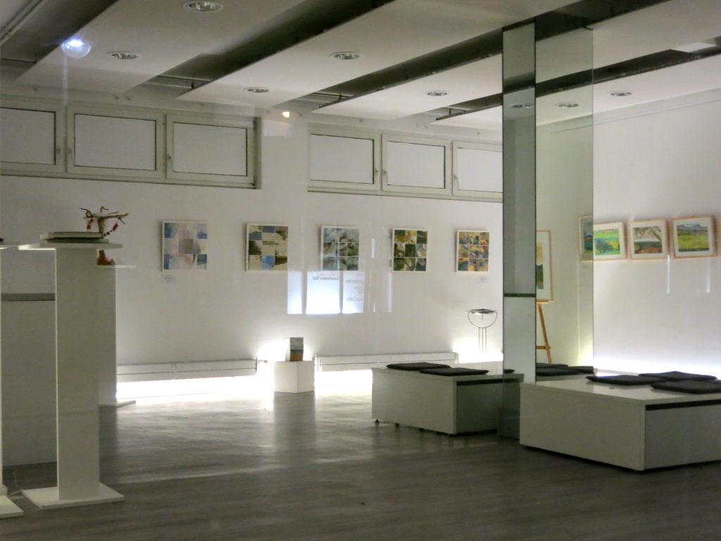 verein foto 2019, Ausstellung, Brigitte Machnik, Hilke Meffert, Brita Rüsseler, Kunstverein, Rheinstetten, Art Ettlingen