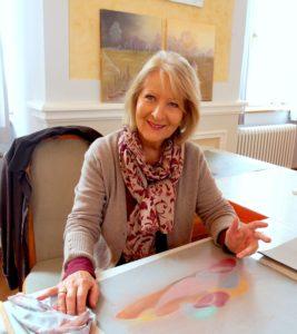 Künstler, Edith Dirscherl