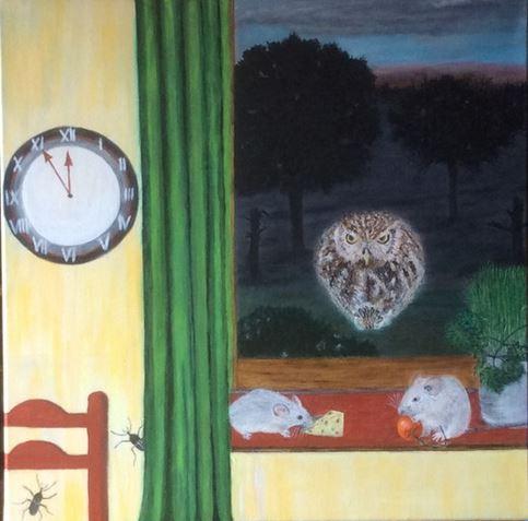 Malerei Angelika Fischer-Bumm