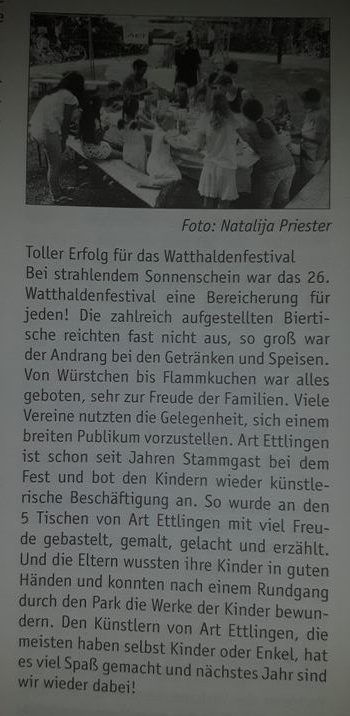 Watthalden Festival 2019